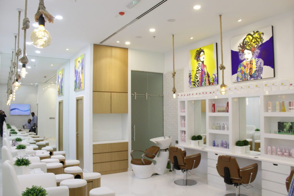 Best Blow-Dry In Town – The White Room Spa Dubai