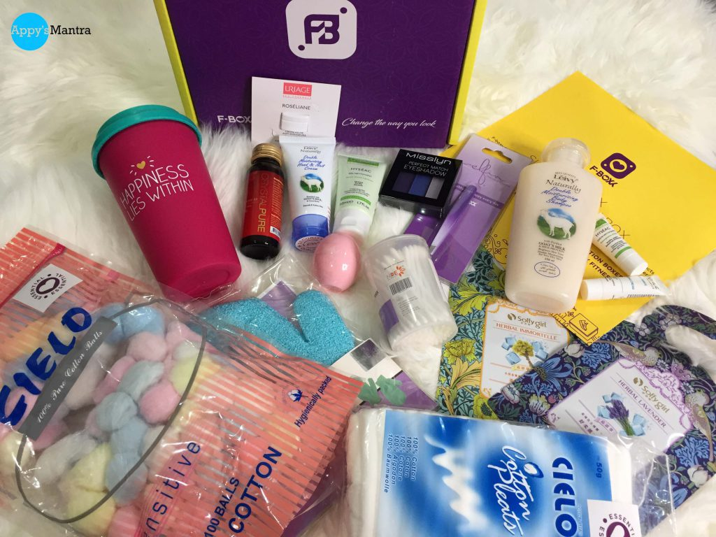 New Subscription Box In Town – FBOXX