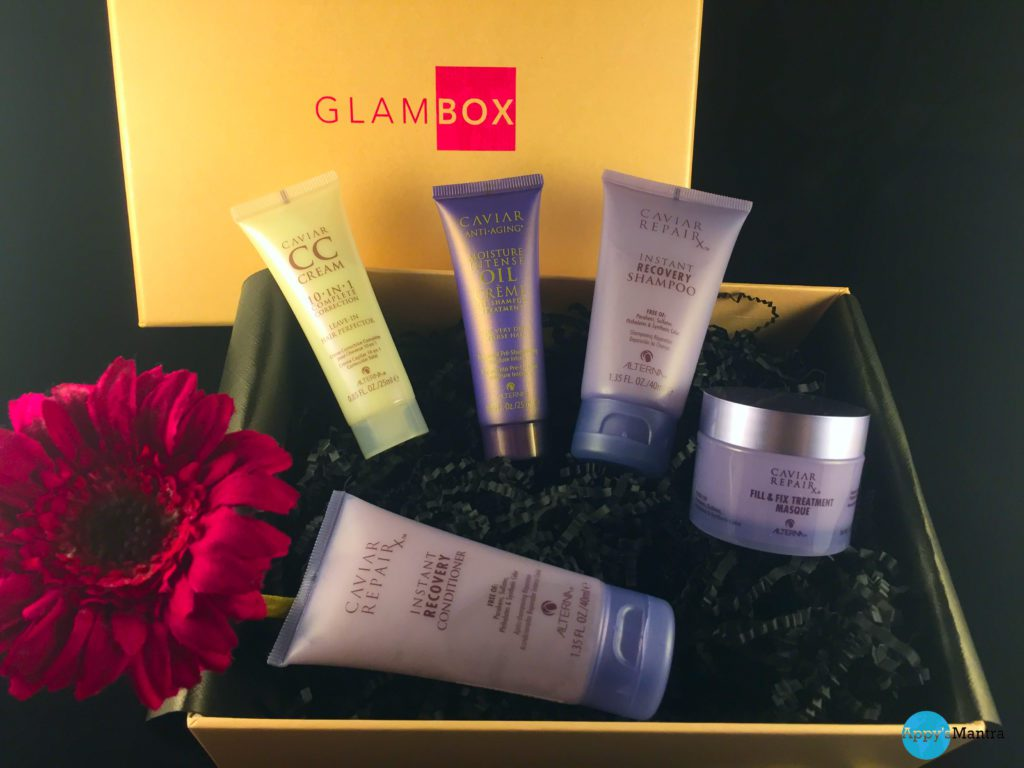 What's in my Glambox – Exclusive Alterna Haircare – November Edition