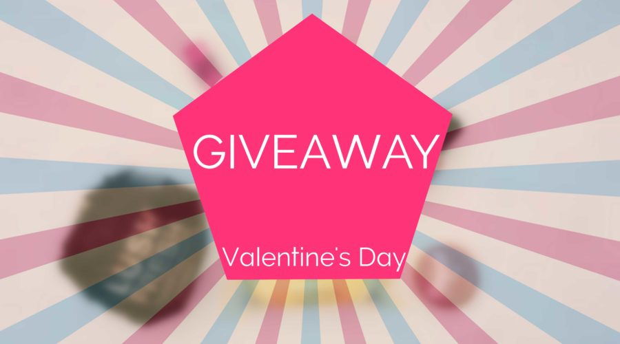 GIVEAWAY – Valentines day Special – CLOSED!!