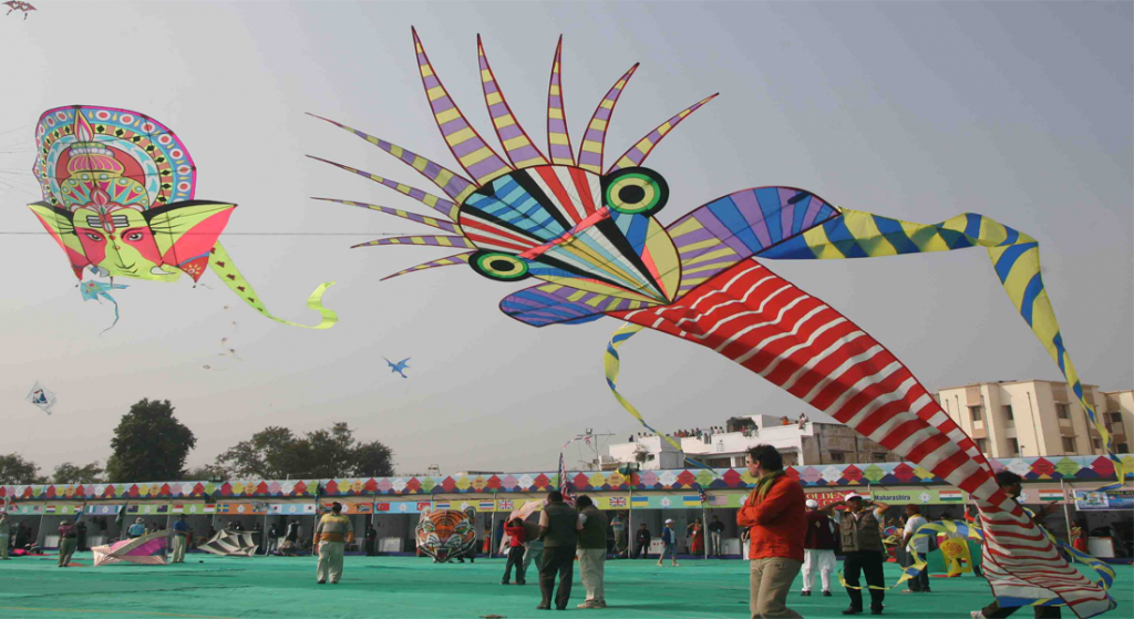 The Kite Festival in Dubai – Makar Sankranti Special