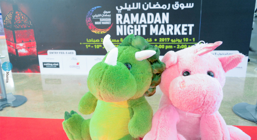 5 Things to Register at Ramadan Night Market
