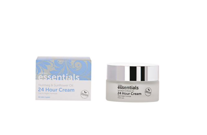 Nutmeg & Sunflower Oil_ 24 Hour Cream_ 50 gm_ AED 189