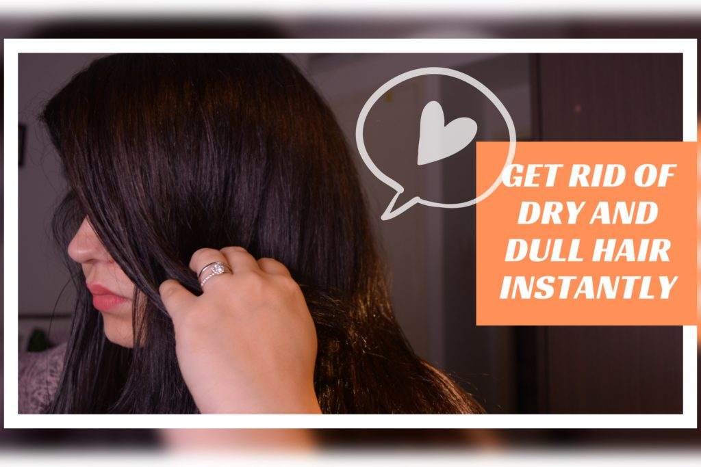 Get rid of frizzy hair with Bliscent hair pack